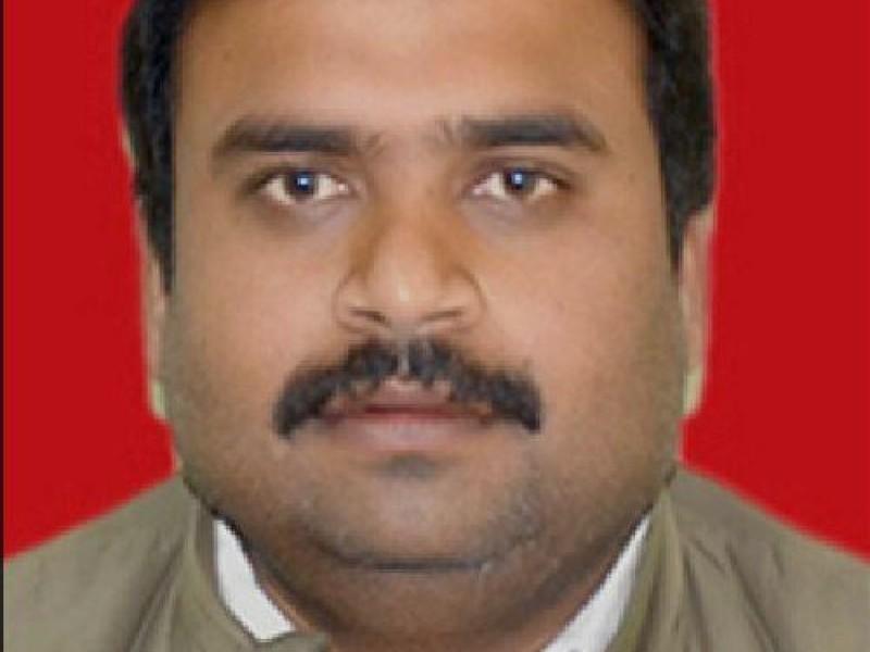 Dabbu Siddharth Sukhlal Kushwaha MLA