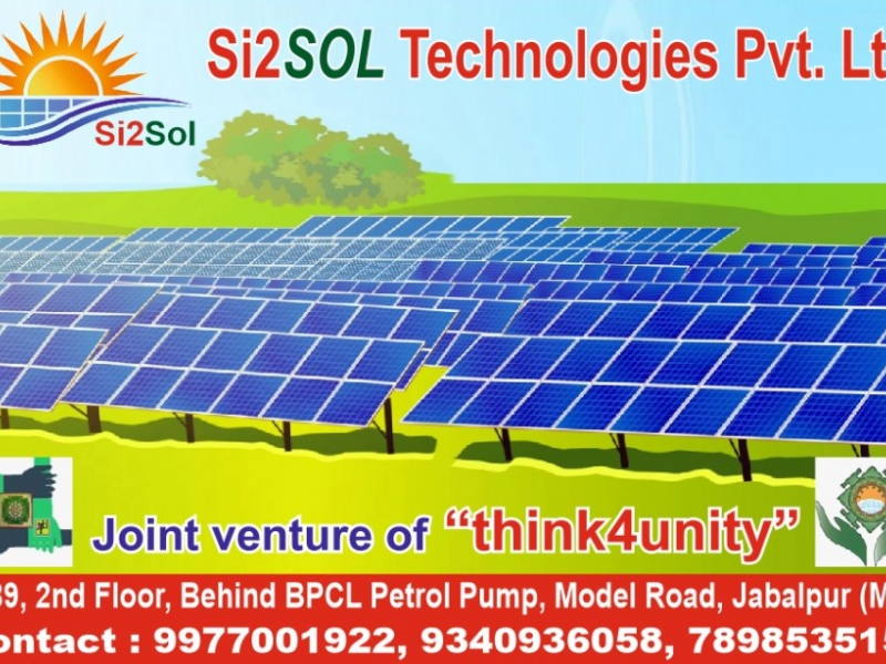 Silicon 2 Solar  SOLAR COMPANY PVT LTD