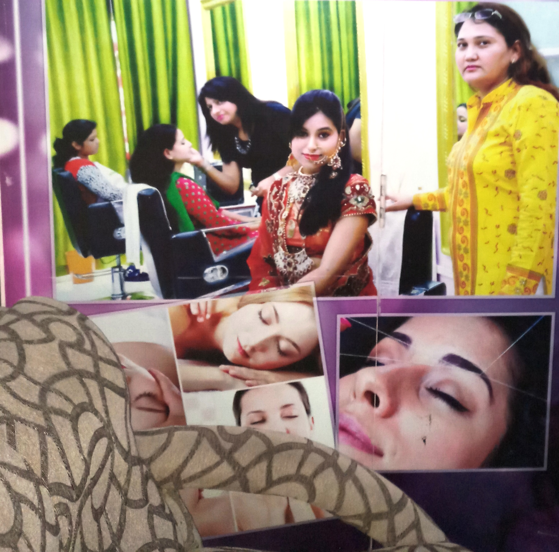 FRESH LOOK BEAUTY ACADEMY MOB-9685301655