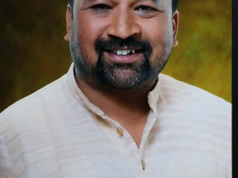 Durgesh patel politician social worker 9425384147