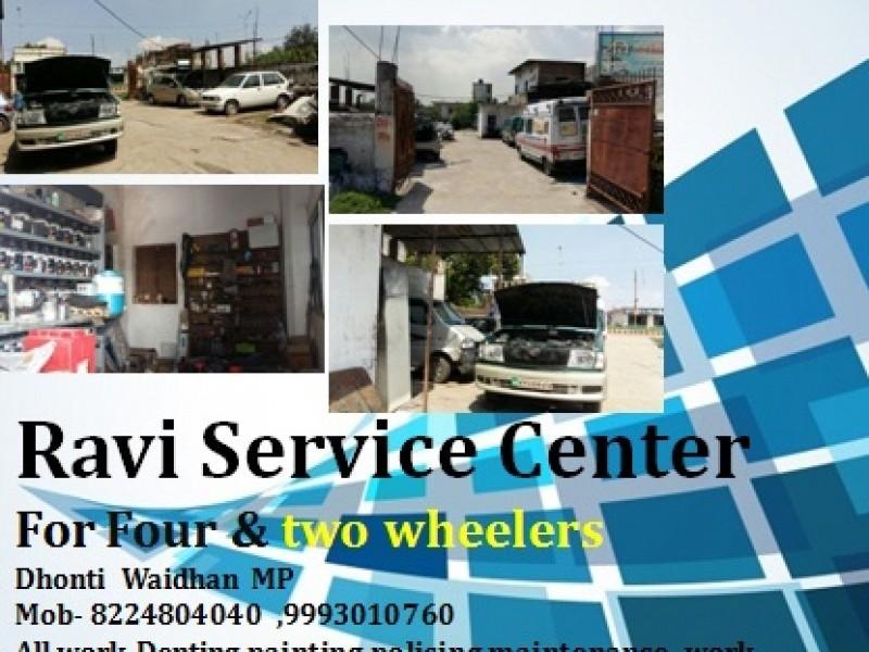 RAVI SERVICE CENTER