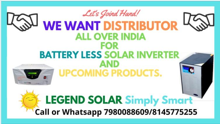 A Solar installer and EPC